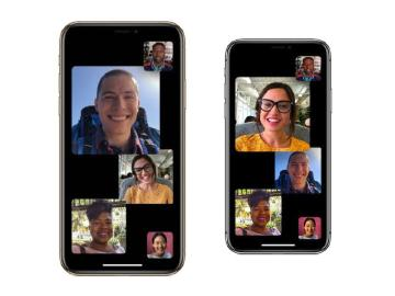 iOS 12.1系統上線 iPhone 6S到XS可群組FaceTime視訊