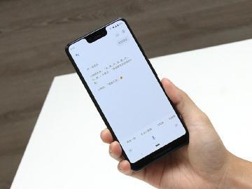 原生安卓體驗、中文語音助理 Google Pixel 3 XL功能實測
