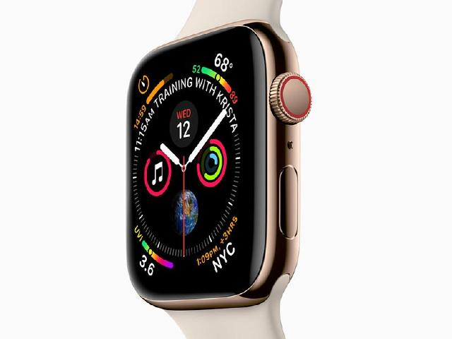 Apple Watch Series 4台灣11/9上市 11/2受理預購