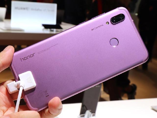 Honor Play通過NCC 為榮耀手機進入台灣市場預做準備
