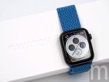 大錶面、使用更流暢 Apple Watch series 4開箱