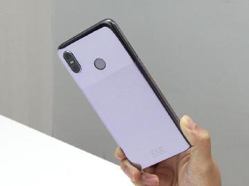 雙色美背 高效能續航機 HTC U12 life開箱實測