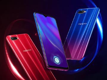 螢幕指紋辨識、AI鏡頭 OPPO AX7 Pro台灣12月上市
