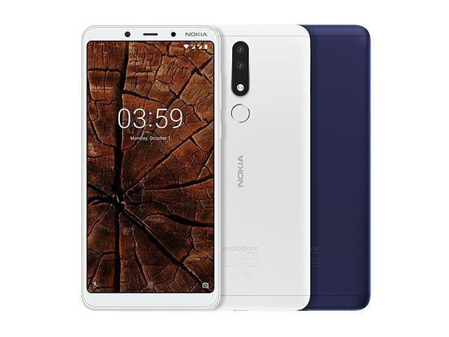 入門手機有NFC規格 NOKIA 3.1 Plus台灣上市