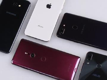 10月台灣手機銷量增溫 XS與XR系列囊括熱銷半數機種