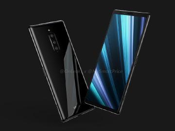 Sony Xperia XZ4長這樣?傳6.5吋螢幕與3鏡頭相機配置