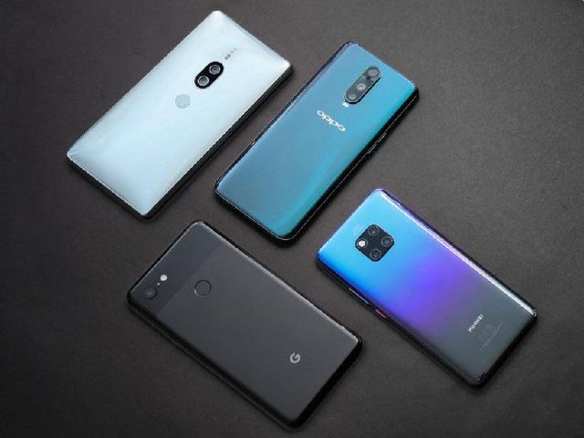 手機夜景拍攝比較 XZ2P、Mate20Pro、Pixel3與R17Pro相機實測