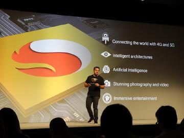 高通發表Snapdragon 855 強調性能超越蘋果與華為