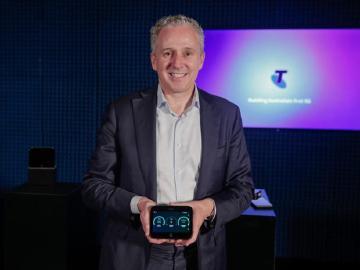 HTC與Telstra合作推出5G Hub 澳洲首度展出