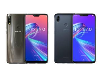 華碩大電量新手機ZenFone Max Pro M2與Max M2亮相