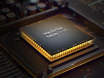 強調AI拍攝的聯發科Helio P90發表 2019Q1手機上市