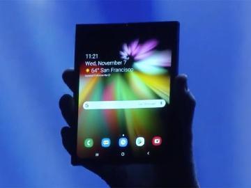 三星、華為與LG明年推可折疊螢幕手機 Galaxy F規格流出