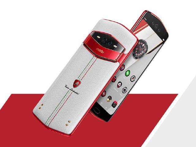 史上最高規格的美圖手機發表 Meitu V7前置三鏡頭、高通S845
