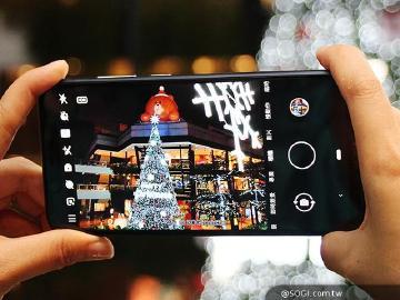精選北部聖誕景點 Nokia 8.1實拍分享