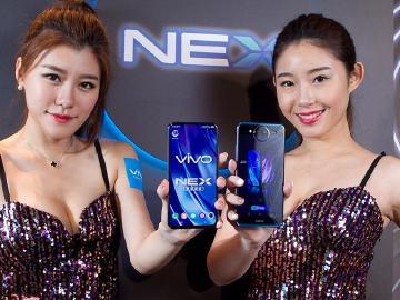 [影片]vivo NEX雙螢幕版重點評測:雙螢幕、3鏡頭與星環柔光燈