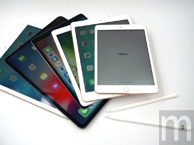 [比一比]2018年款iPad Pro與其他iPad如何挑選?