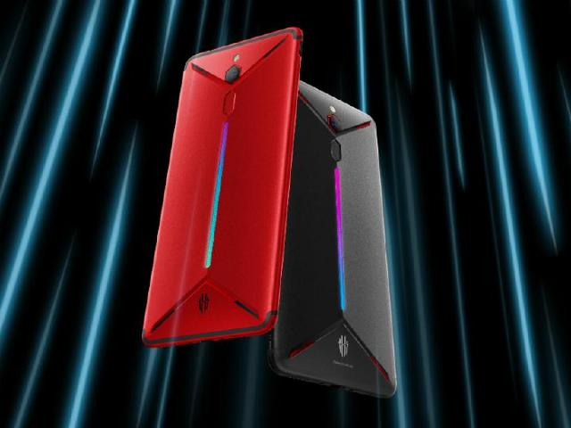 安兔兔公布安卓手機性能排行 nubia紅魔Mars以32萬分奪冠