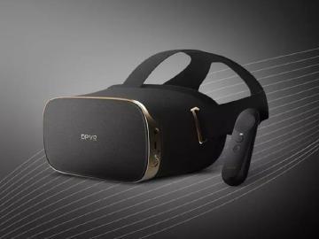 首款高通驍龍XR1平台裝置 VR一體機DPVR P2系列發表