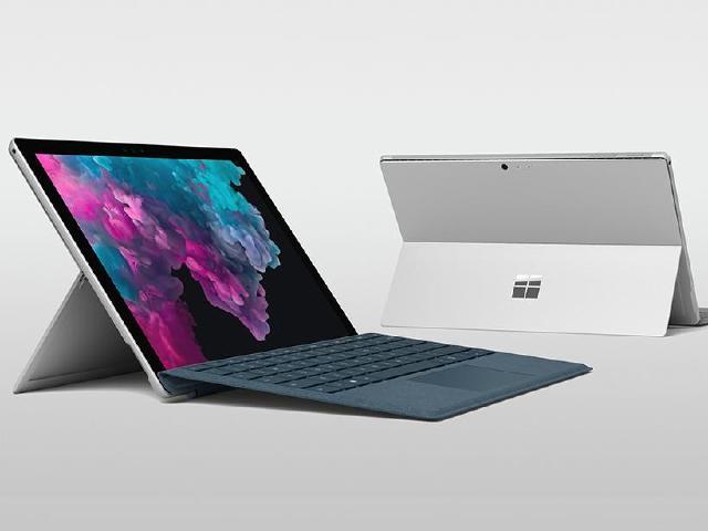 微軟Surface Pro 6價格公布 1月15日台灣上市開賣