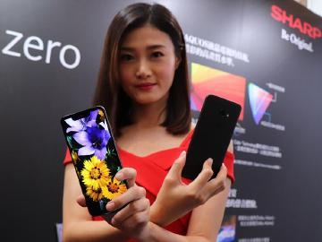 SHARP AQUOS zero台灣上市價格公布 即日開放預購