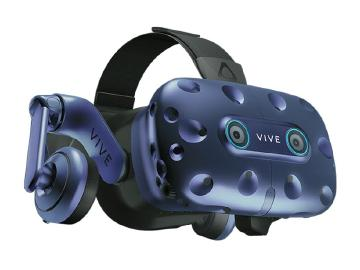 HTC發表全新VR產品組合 Vive Pro Eye加入眼球追蹤[CES 2019]