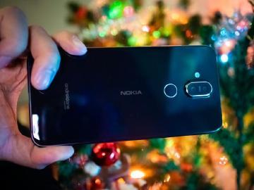 不只蔡司還有AI的暗夜攝手 Nokia 8.1開箱拍照實測