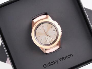 支援eSIM 三星Galaxy Watch LTE台灣1月中下旬上市