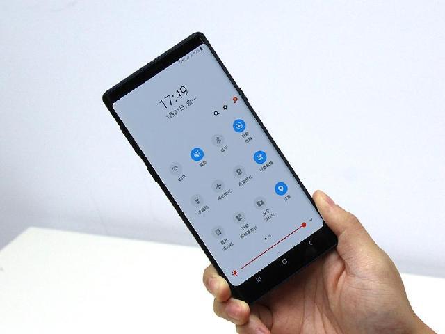 三星Note 9可升級安卓9系統 One UI介面與功能率先體驗