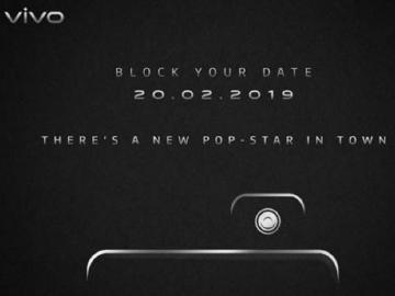 vivo印度2月發表新手機 V15 Pro可能採用隱藏式鏡頭