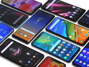 台灣2018手機上市數量有增無減 三星與華為平均每月有新機