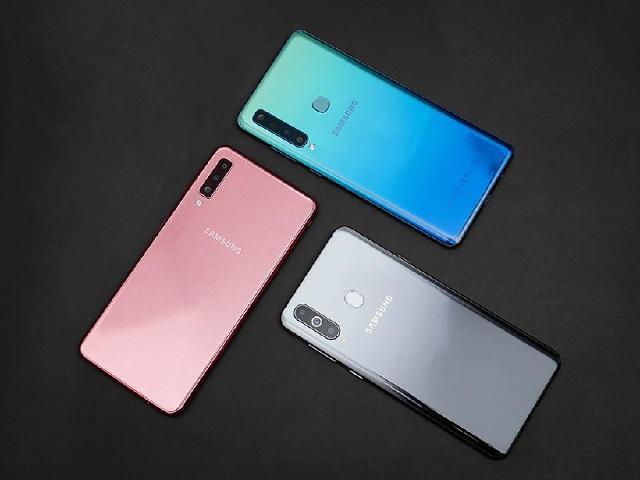 購機前看評價 A系列手機SAMSUNG A7、A8s與A9比較