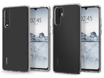 華為P30系列手機保護殼疑再洩 5G版本可能同步推出