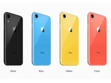 新款iPhone XR將搭載雙鏡頭和綠色款式