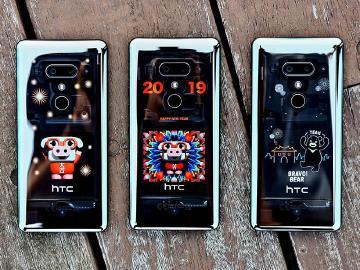 HTC參與2019台北燈節 以U12+ TAIPEI TWINKLE版點燈