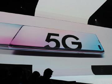 比4G快20倍!三星發表首款5G手機Galaxy S10 5G