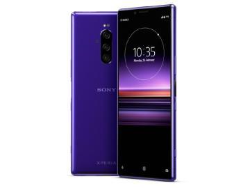 Sony XZ4傳改名Xperia 1 紫色機身渲染圖疑洩