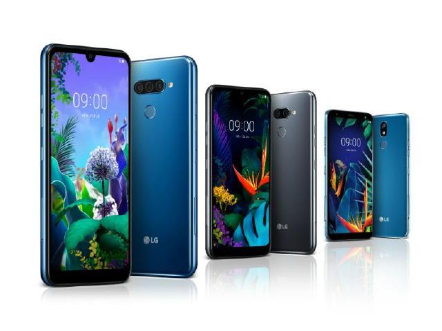 LG發表Q60、K50與K40手機 AI技術與旗艦功能下放