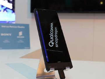 Sony攜手愛立信 5G手機高通攤位亮相[MWC 2019]