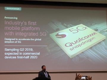 高通將5G整合至SoC 新平台預計用於2020年裝置[MWC 2019]