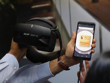 高通針對5G手機打造XR瀏覽器 ASUS與HTC入列合作夥伴[MWC 2019]