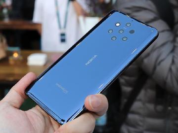 五鏡頭手機Nokia 9 PureView 台灣會很快上市[MWC 2019]