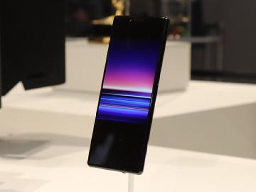 持續與眾不同 Xperia 1集Sony科技於一身[MWC 2019]