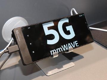 林志遠:Sony將在台灣啟動5G測試 2020年推出5G手機