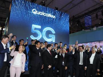 高通打造5G生態系 台廠以網通設備打頭陣[MWC 2019]