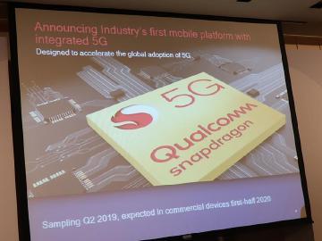 高通劉思泰:持續推動5G 幫助台灣廠商走向世界