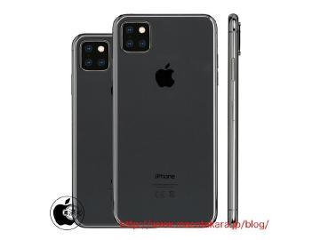 512GB版本才有?雙尺寸新iPhone傳有三鏡頭相機