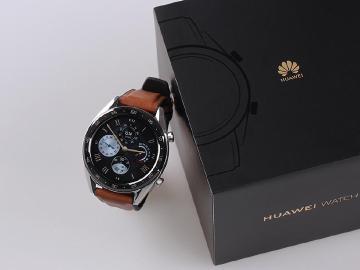 兼具功能與時尚 HUAWEI Watch GT智慧手錶開箱