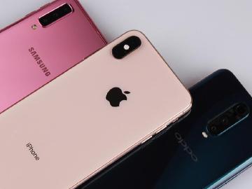 台灣2月手機銷量驟減 華為手機首次擠進熱銷前10