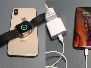 2019年iPhone傳支援反向無線充電、18W快充