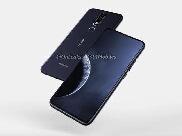 HMD台灣4月首發Nokia X71 五鏡頭手機同步展出